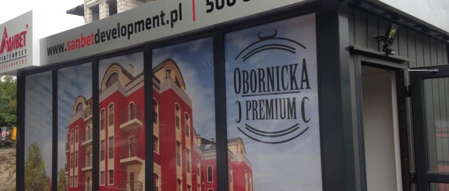 Obornicka Premium - nowe biuro sprzedaży