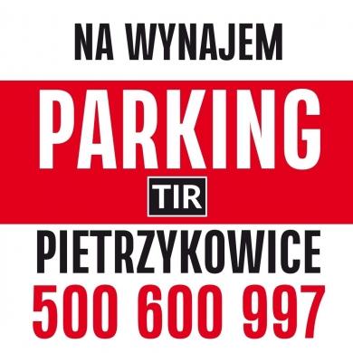 Do wynajęcia parking przy autostradzie A4!